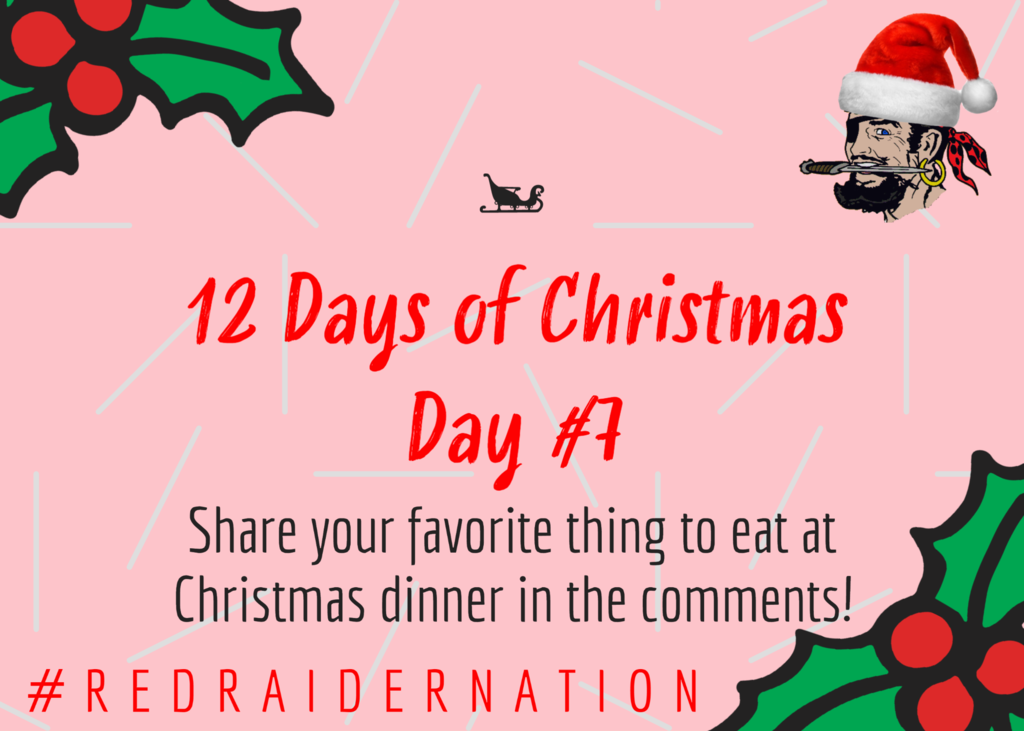 Day 7 of 12 Days of Christmas