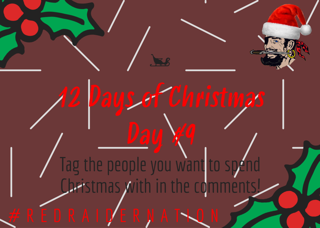 Day 9 of the 12 Days of Christmas