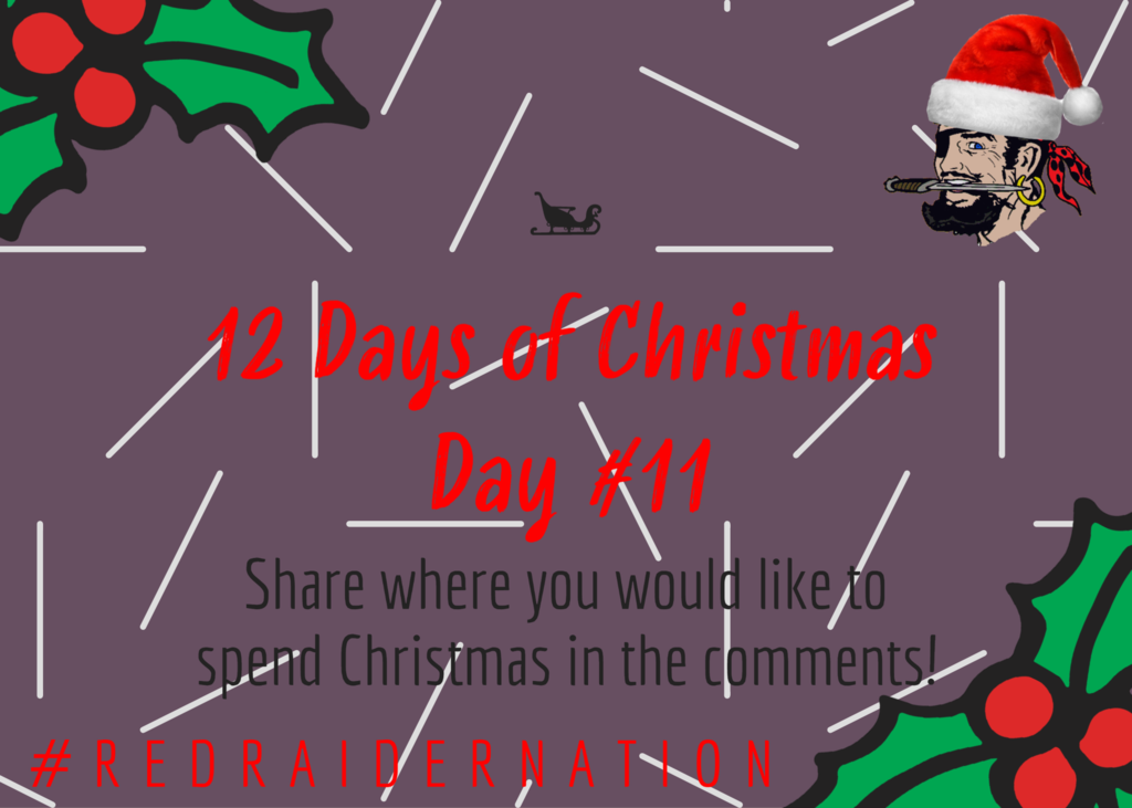 Day 11 of the 12 Days of Christmas
