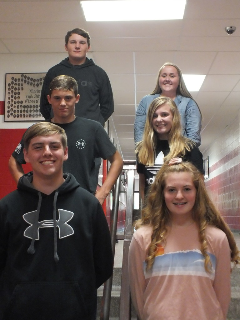 2019 Fall Homecoming Class Reps