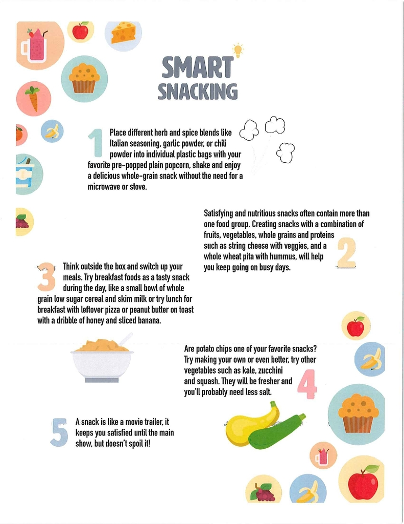 Smart Snacking1