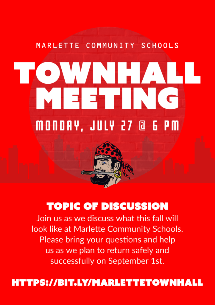 Townhall meeting July 2020