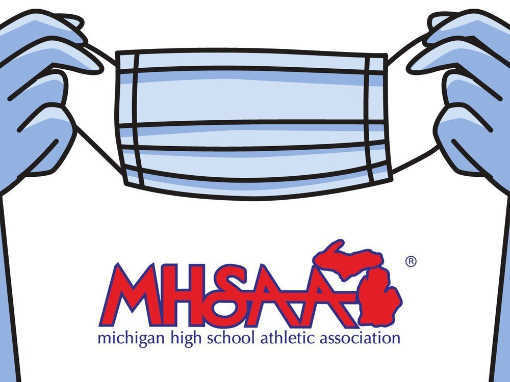 Mask Up MHSAA